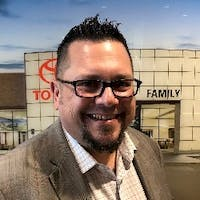 Brian Mainard at Family Toyota of Burleson