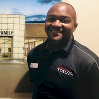 Eric Hill at Family Toyota of Burleson