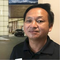 Phucuong Tran at Family Toyota of Burleson