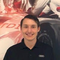 Zack Stuckert at Audi Fort Myers - Service Center