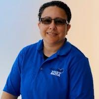 Amy Felix at Culver City Mazda - Service Center