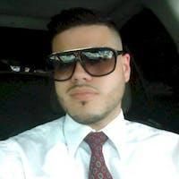 Dayron Ruiz at Benji Auto Sales & Service Center