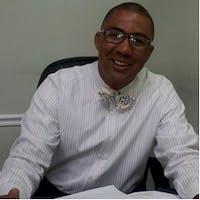 Diego Urquiza at Benji Auto Sales & Service Center