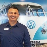 Carlos  Rizo at Leesburg Volkswagen