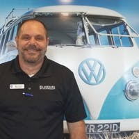 Mike  Ferrari at Leesburg Volkswagen - Service Center