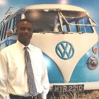 Travis  Everett at Leesburg Volkswagen