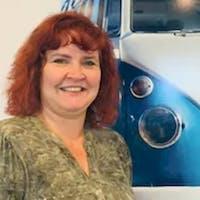 Jackie  Monroe at Leesburg Volkswagen
