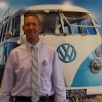 Matt Brown at Leesburg Volkswagen