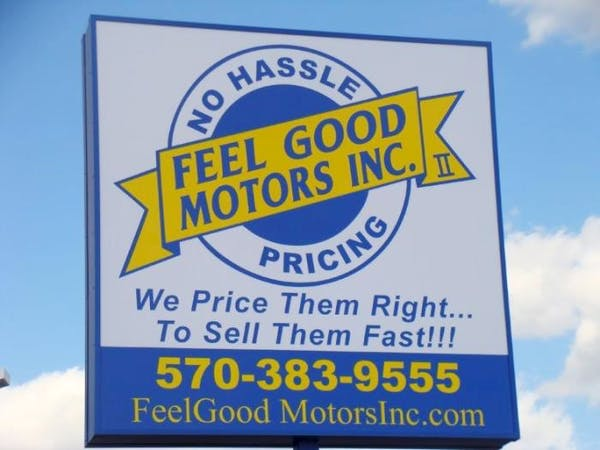 Feel Good Motors, Dickson City, Dickson City, PA, 18519