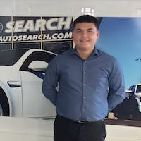 Edmond Flores at Maximum Auto Search