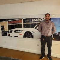 Miguel Ruvalcaba at Maximum Auto Search