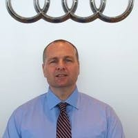 Chris Gioffre at Ray Catena Audi Freehold