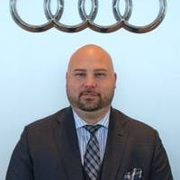 Michael Castoria at Ray Catena Audi Freehold