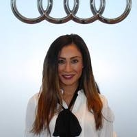 Lea Ruppert at Ray Catena Audi Freehold