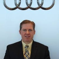 Denis Carey at Ray Catena Audi Freehold