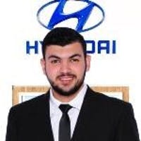 Mike Baitieh  at Downey Hyundai