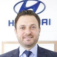 Moe Saab at Downey Hyundai