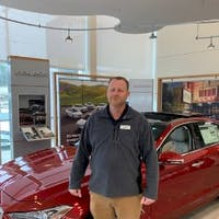 Cooper Carson at Crain Hyundai of Fayetteville