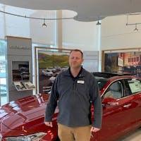 Cooper Carson at Crain Hyundai of Fayetteville