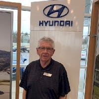 Jim Cox at Crain Hyundai of Fayetteville