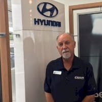 Mark Proffitt at Crain Hyundai of Fayetteville