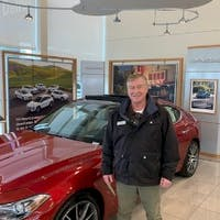Kevin Connell at Crain Hyundai of Fayetteville
