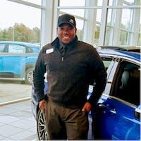 Mike Wallace at Crain Hyundai of Fayetteville