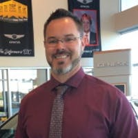 Jason Abbott at Terry Lee Hyundai