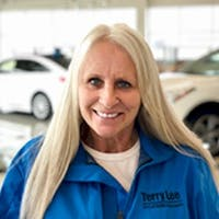 Patty Williamson at Terry Lee Hyundai