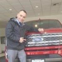 Shawn Barrera at West Hills Ford