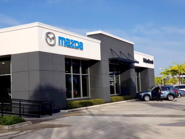 Mazda of Palm Beach, North Palm Beach, FL, 33403