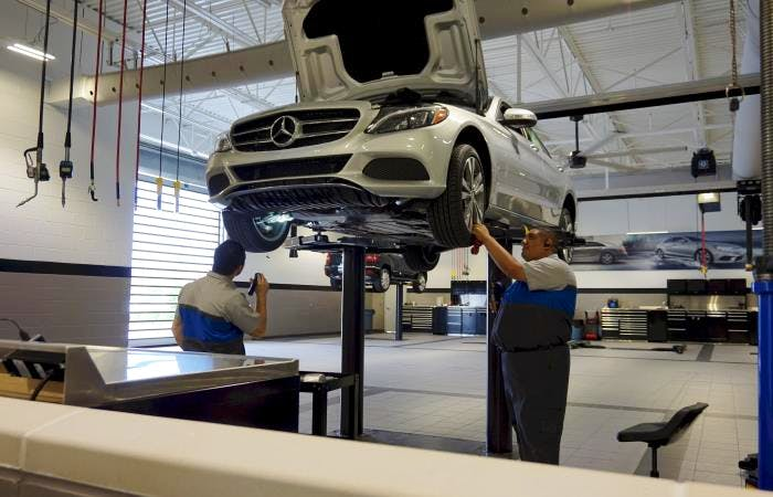 Mercedes-Benz of the Woodlands, The Woodlands, TX, 77385
