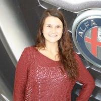 Emily Bales at Ray Skillman Alfa Romeo Fiat South & Certified Used Cars
