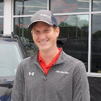 Tevis Byrne at Ray Skillman Alfa Romeo Fiat South & Certified Used Cars