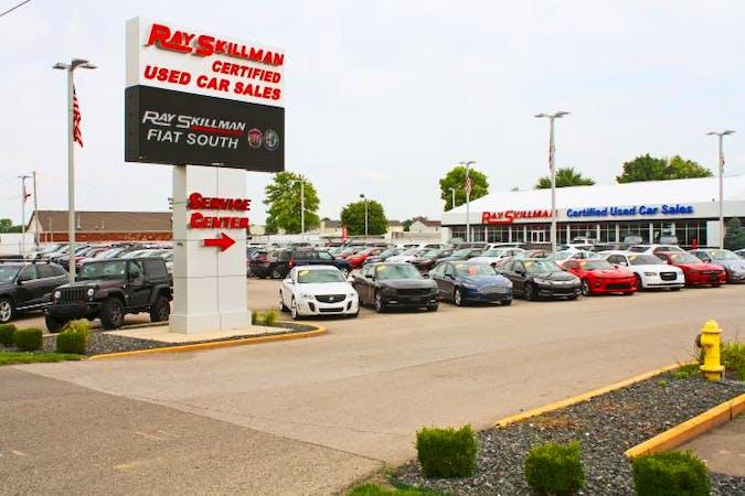 Ray Skillman Alfa Romeo Fiat South & Certified Used Cars, New Whiteland, IN, 46184