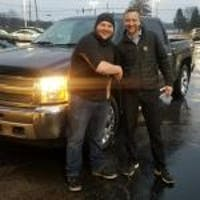 Colin Irwin at My Certified Used Cars