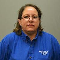 Juliet Guertin at Pat Milliken Ford - Service Center