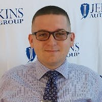 Tyler Davis at Jenkins Honda of Leesburg
