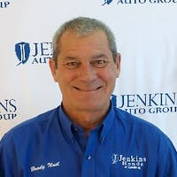 Brady Nail at Jenkins Honda of Leesburg