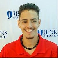 Luke Coelho at Jenkins Honda of Leesburg