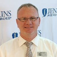 Ted Shupe at Jenkins Honda of Leesburg