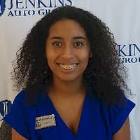 Jasmine Grover at Jenkins Honda of Leesburg