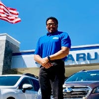 Kevin Powell at Shingle Springs Subaru