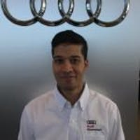Hector Rodriguez at Audi Allentown