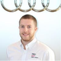 Brad Jeschonek at Audi Allentown