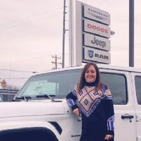 Wendy Stacy at Fayetteville Chrysler Dodge Jeep Ram