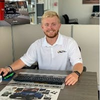 Austin Bailey at Fayetteville Chrysler Dodge Jeep Ram
