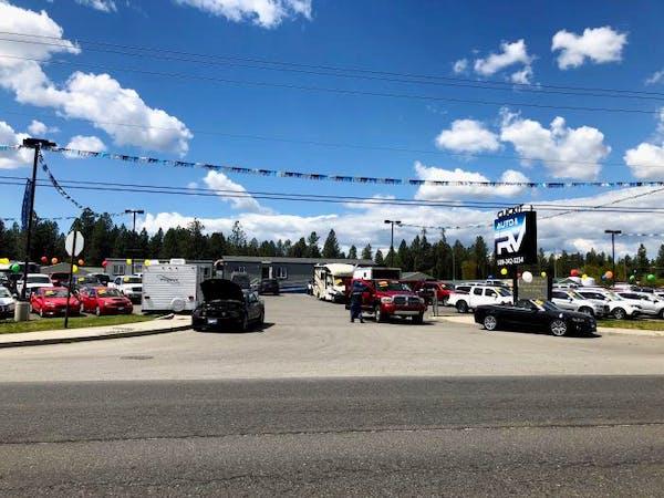 Click It Auto & RV, Spokane, WA, 99218