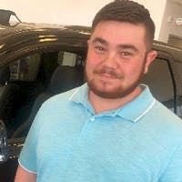Elijah Davis at Auto Plaza Chrysler Dodge Jeep Ram