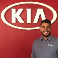 Oscar Martinez at Jenkins Kia of Ocala